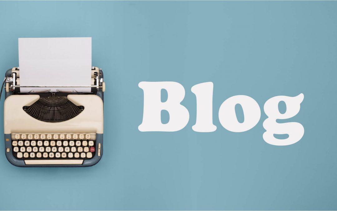 Velkommen til vores blog